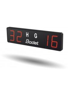 Spielstandsanzeige K-BT2045 SCORE 2 Ziffern - 2400x1245x84,5 mm