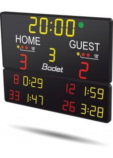 Spielstandanzeige K-BTX 6125 HK EISHOCKEY - 2060 x 1640 x 850 mm