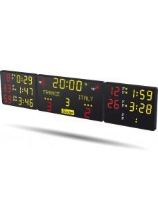 Sportanzeige K-BTX 6425 Alpha HK EISHOCKEY - 3600 x 2000 x 80 mm
