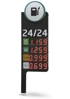 K-KARBU-LINK Tankstellenpreisanzeige
