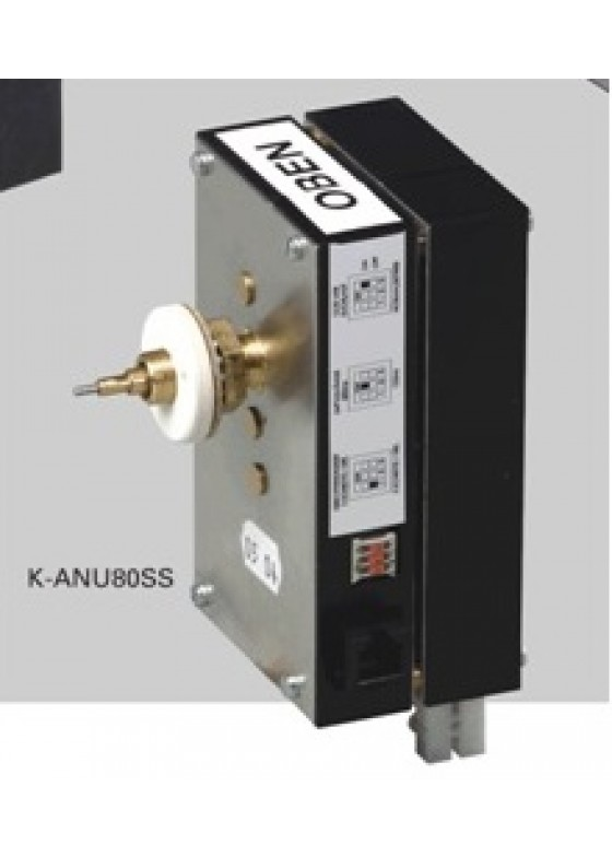 K-ANU80SS Uhrwerk für bis zu 80cm Zifferblattdurchmesser mit Sekundensynchronisierung