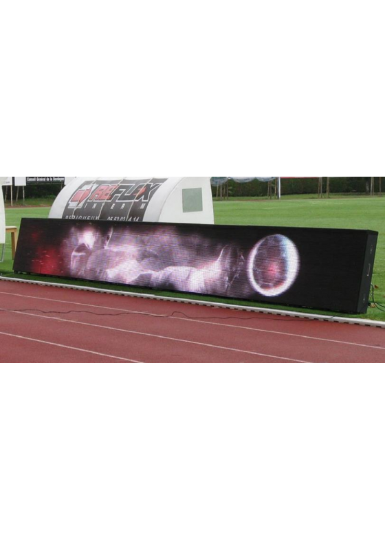 K-BTVDW-P4, LED Video-Banner für Außenbereich