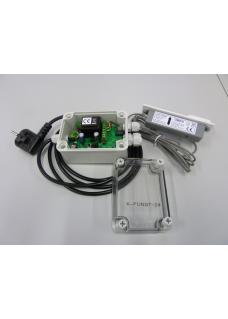 K-FUNST-24 polwechselnde Minuten-Impuls-Nebenuhrensteuerung