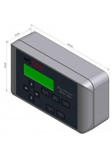 SHU1500, Hauptuhr für den Betrieb von Uhrenanlagen