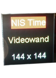LED Videowand Pixelabstand 8mm