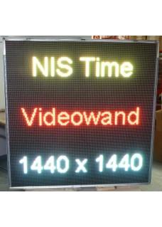 LED Videowand Pixelabstand 10mm