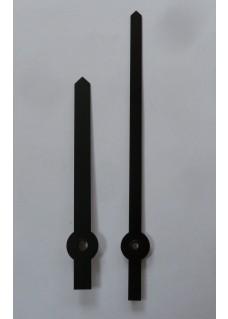 Zeigerpaar für das Laufwerk K-W6 und Zifferblatt 40cm