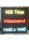 LED Videowand Pixelabstand 10mm